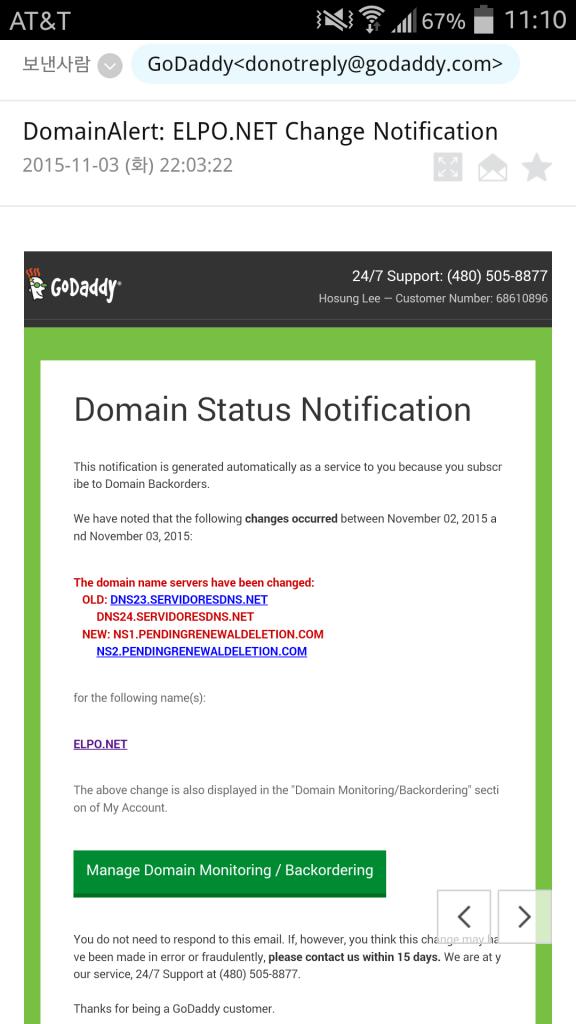 godaddy_notification